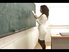 1455 lärarens otäck slampa x-klass